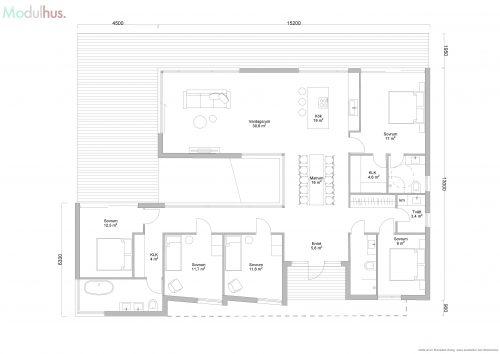 Bella Casa 182 1