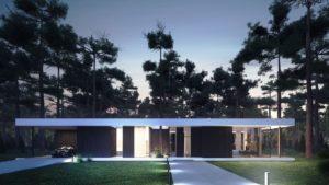 Modulhus Villa Taani Stor