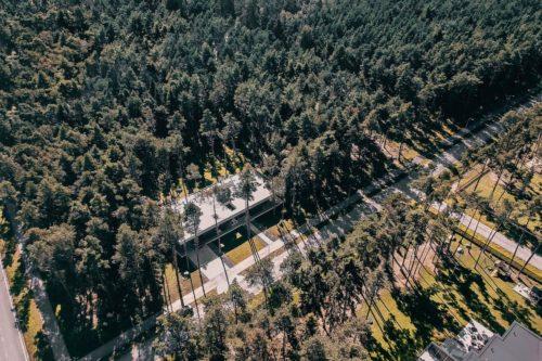 Villa Lyckorus Designhus Drone