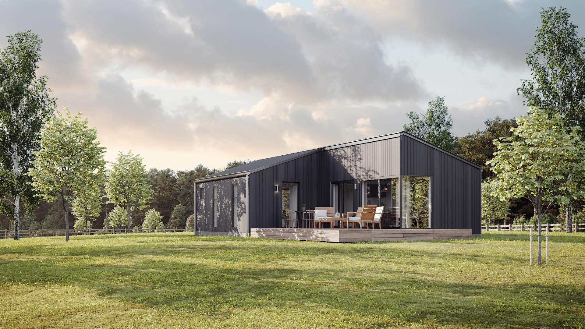 Fritidshus Villa Vårvinga 66kvm